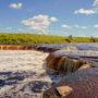 Big Gurtowski waterfall